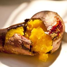 烤红薯不能这么吃