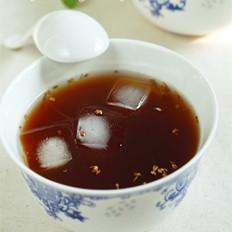 桂花陈皮酸梅汤