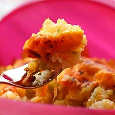 金枪鱼蔬菜焗饭的做法