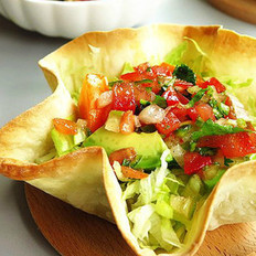 墨西哥沙拉的做法