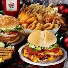 美调查:汉堡王成最受欢迎快餐