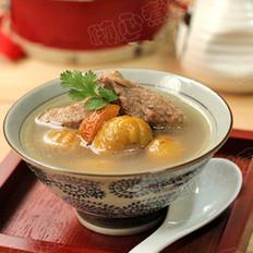 板栗老鸭汤