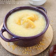 红薯玉米粥