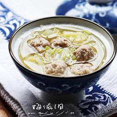 羊肉丸子汤