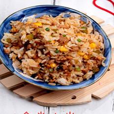 香菇杂丁肉燥饭