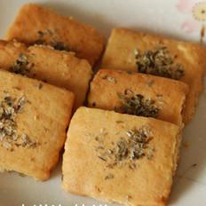 味增海苔饼的做法