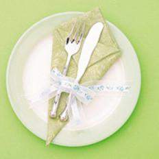 餐巾的正确使用法