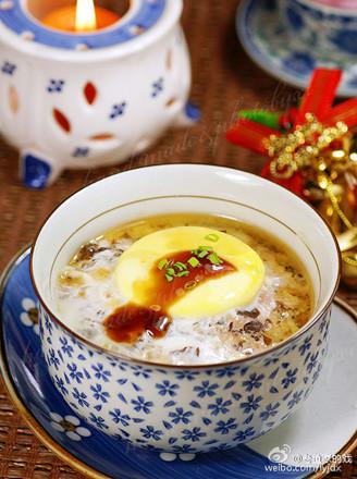 杯仔水蒸肉蛋的做法