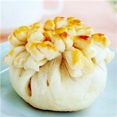椰香南瓜酥
