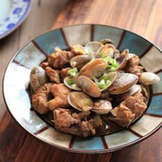排骨蛤蜊的做法