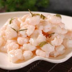 杭菜名菜:龙井虾仁