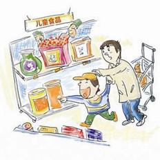 儿童食品无标准购买莫被牵鼻走