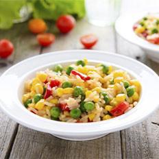 健康晚餐三要素,早吃素吃少吃!