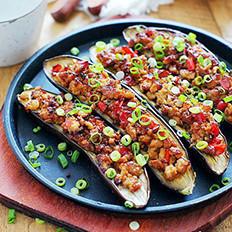 辟谣:蘑菇茄子同食会中毒?