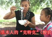 赛里木老酸奶