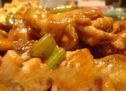 蚝油香麻鸡