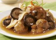 皇藏峪蘑菇鸡