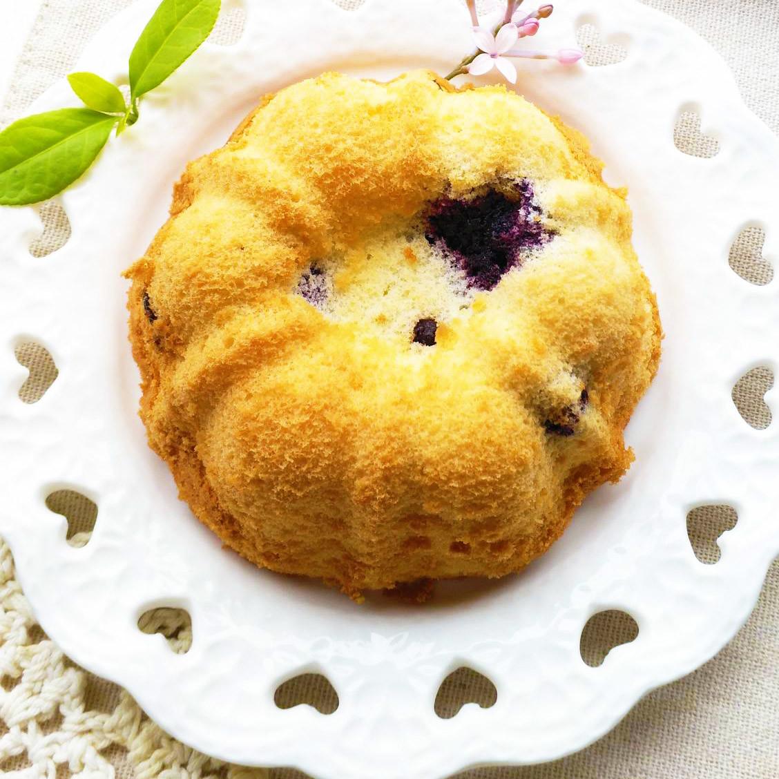桑葚小蛋糕