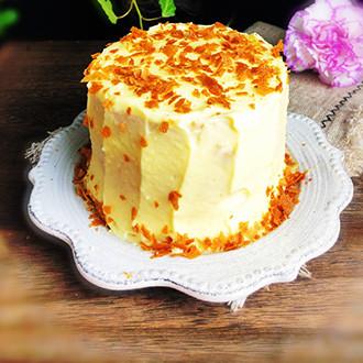 爆浆奶盖蛋糕