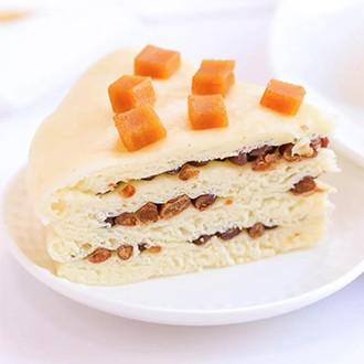 红豆牛奶糕