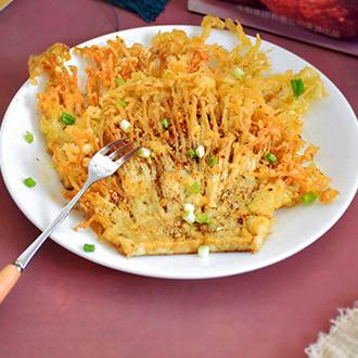酥脆金针菇