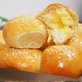 奶黄小餐包