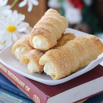 奶油夹心号角酥