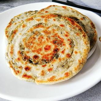 香椿早餐饼