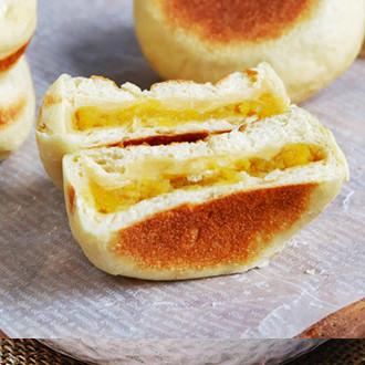 红薯泥喜饼(煎锅版)