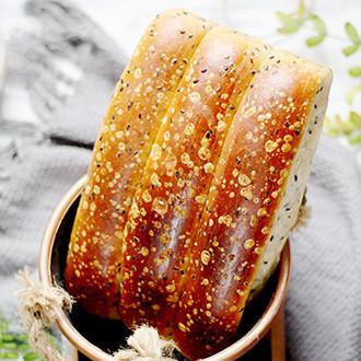 黑芝麻面包条