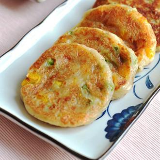 香煎土豆饼