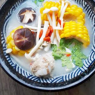 低脂菌菇汤