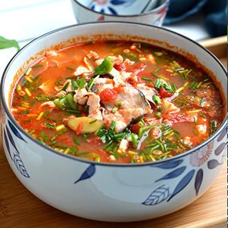 開胃酸湯魚