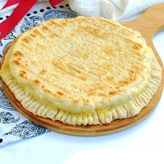电饼铛版网红榴莲饼