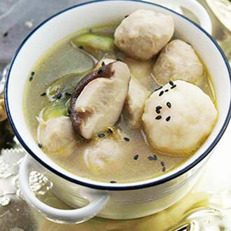 丸子丝瓜汤